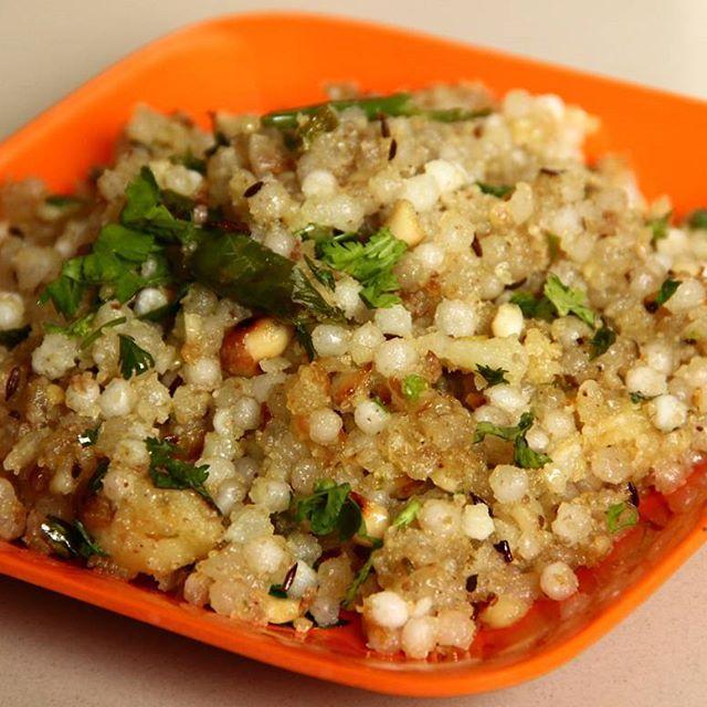Sabudana-Khichdi-Recipe
