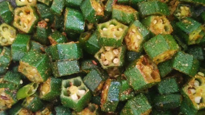 Bhindi Masala Recipe for Festivals