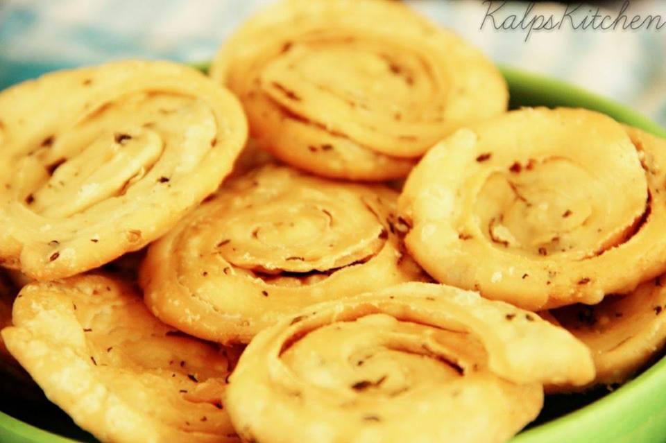 Farsi Puri Recipe